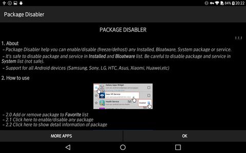 Android9 0対応】Root不要で強制的にアプリを無効化できる